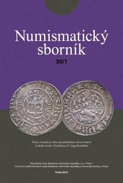 publikace Numismatický sborník 30 (č. 1)