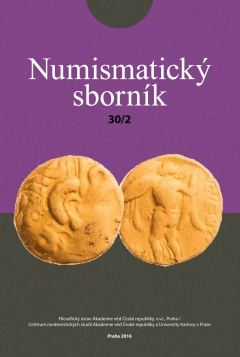 publikace Numismatický sborník 30 (č. 2)