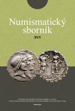 publikace Numismatický sborník 31 (č. 1)