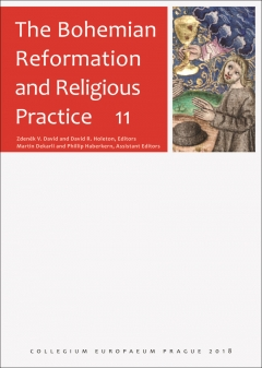 publikace The Bohemian Reformation and Religious Practice 11