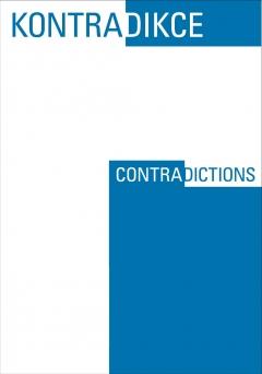 obálka publikace Kontradikce / Contradictions 1-2/2018 (2. ročník)
