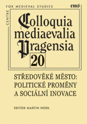 publikace Středověké město