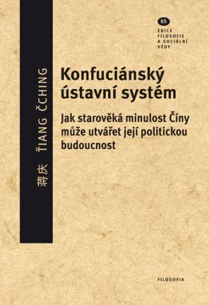 obálka publikace Konfuciánský ústavní systém