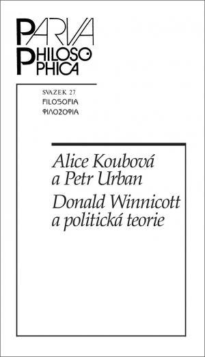 obálka publikace Donald Winnicott a politická teorie
