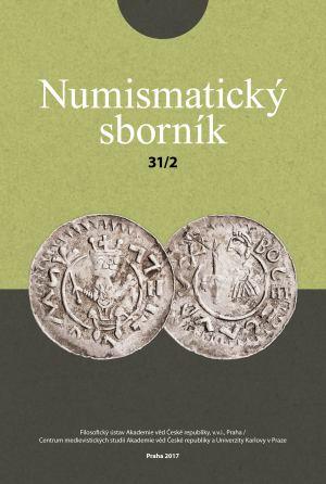 publikace Numismatický sborník 31 (č. 2)