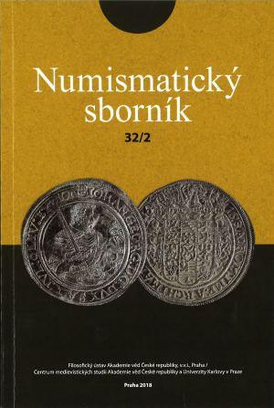 publikace Numismatický sborník 32 (č. 2)