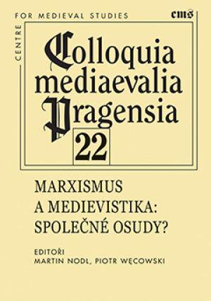 obálka publikace Marxismus a medievistika
