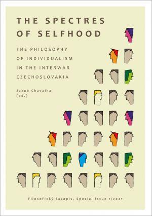 obálka publikace The Spectres of Selfhood