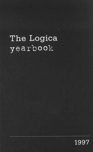publikace The Logica Yearbook 1997