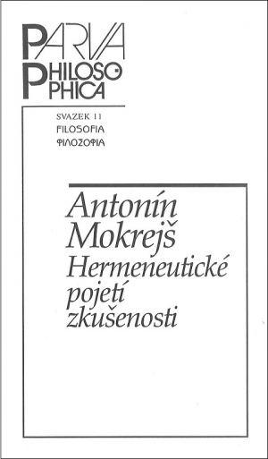 publikace Hermeneutické pojetí zkušenosti